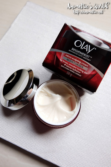 Olay Night Ritual