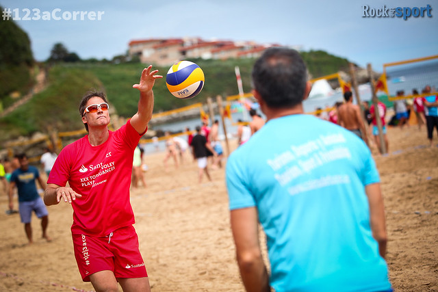 Rafa Pascual - Voley Playa Villa de Suances