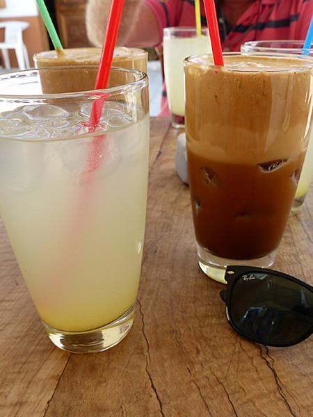 limonade ou café ?