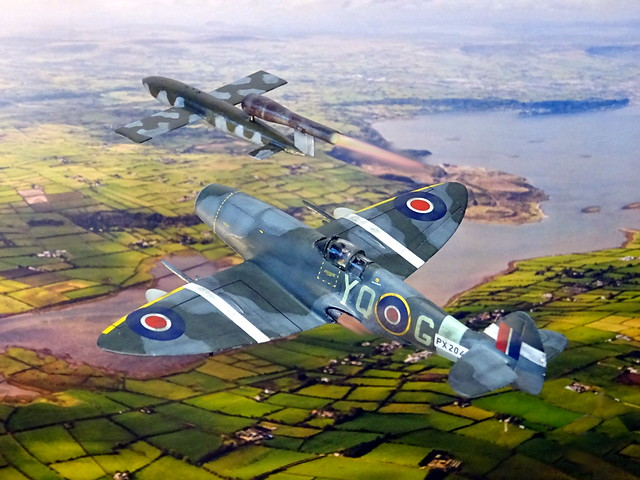 supermarine spitfire jetfire - photo #1