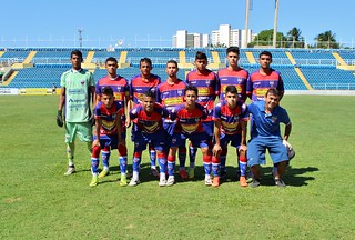 Fortaleza x Ceará - Campeonato Cearense Sub-17 - 13/08