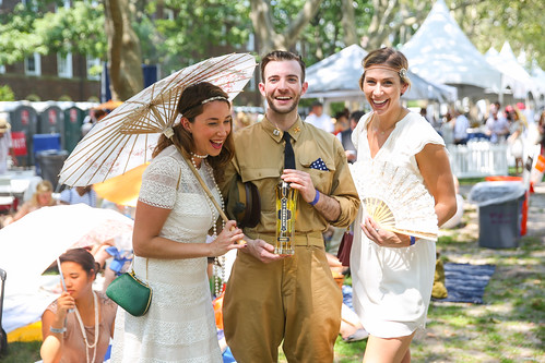 11th Annual Jazz Age Lawn Party : Sponsored By St-Germain
