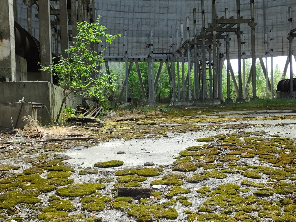 Cooling Towers, Chernobyl