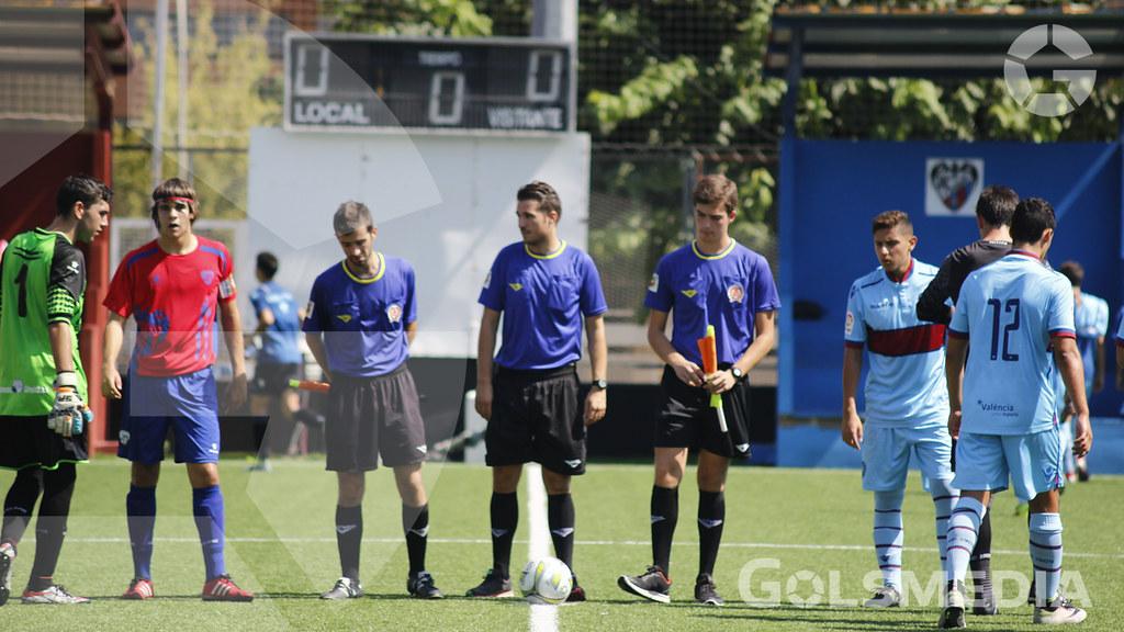 "C.F. Torre Levante ""A"" - Levante U.D. SAD ""A"" Cadete"