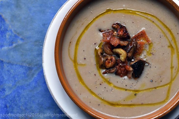 zuppa porcini e castagne DSC_9527