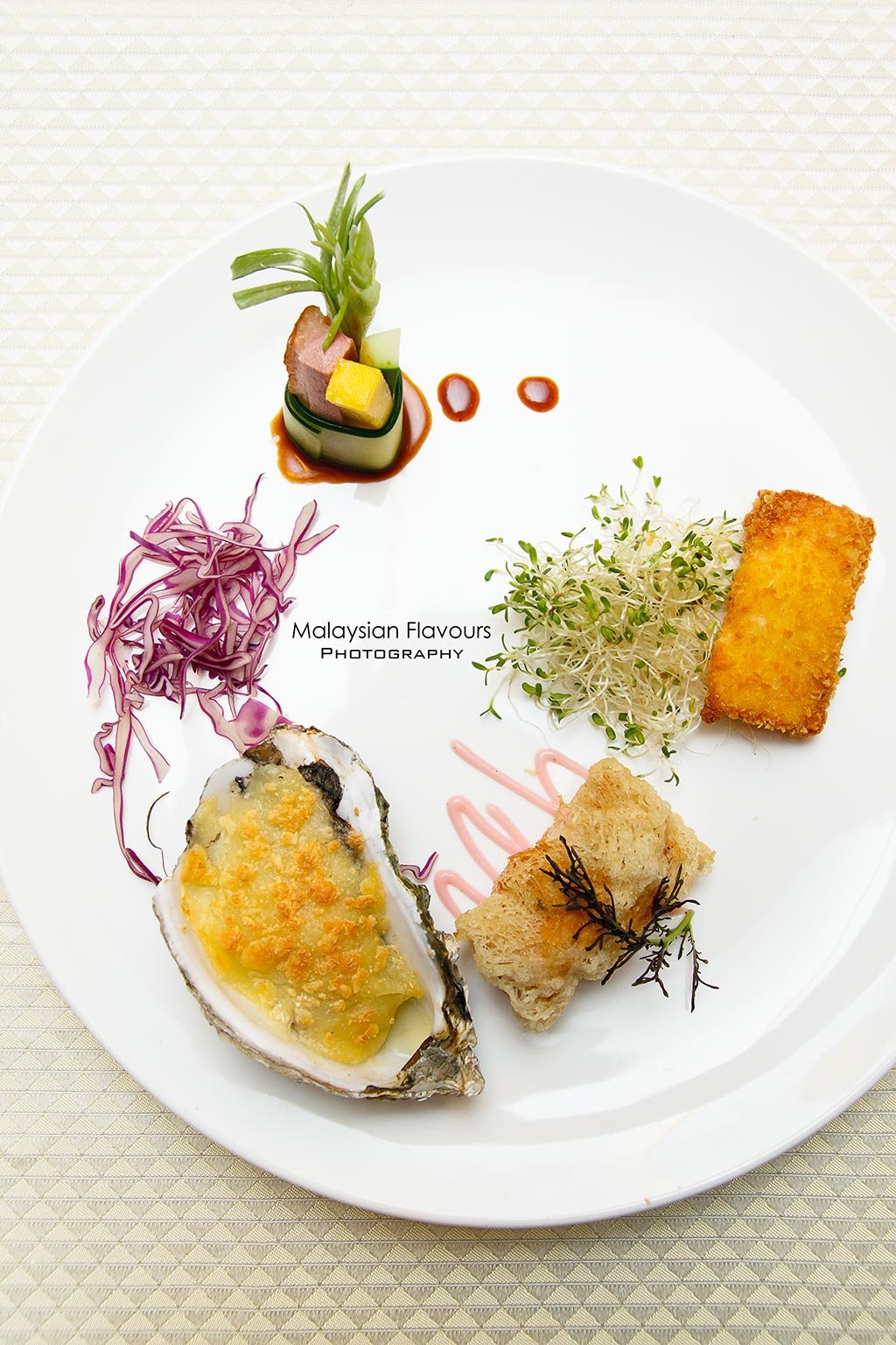 Unique Seafood PJ23 MIGF 2016