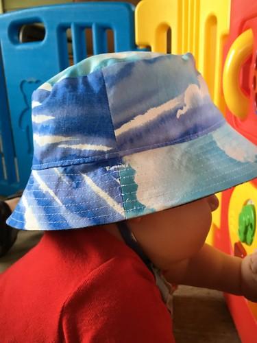 Oliver + S Reversible Bucket Hat