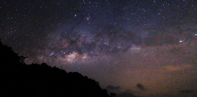 Milky Way at Turtle Bay