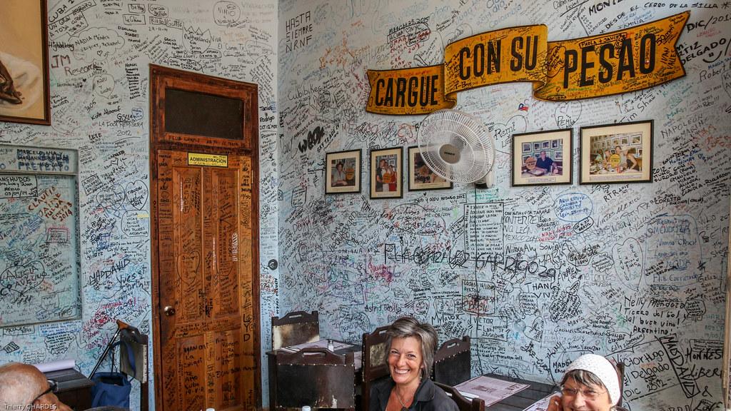 La Bodeguita Del Medio - La Havane - [Cuba]