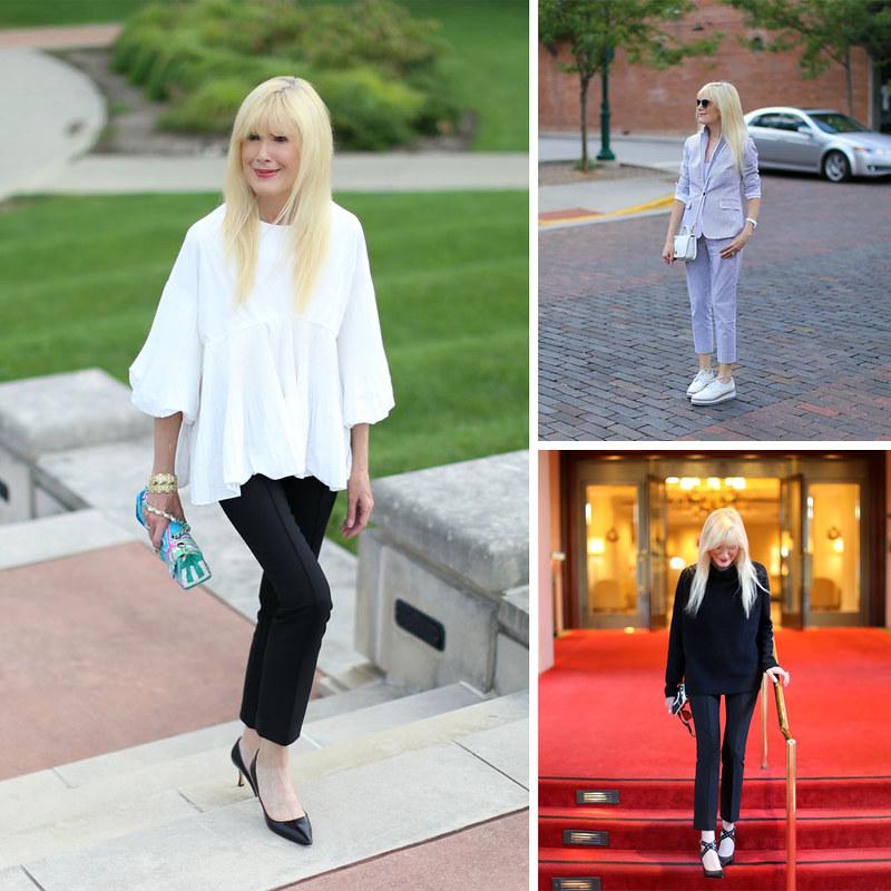 Mary - Mary Murnane, over 40 fashion & style blogger