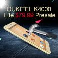 OUKITEL K4000 Lite
