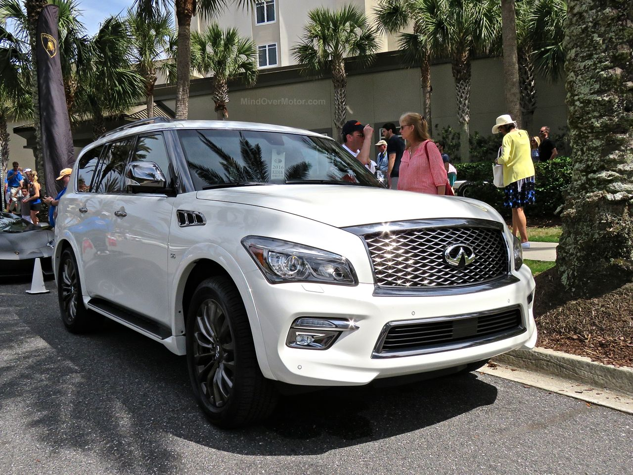 Infiniti QX80 Limited Review 1