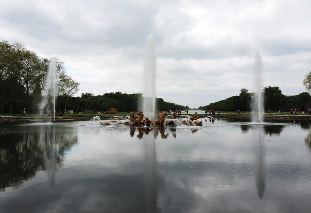Apollo Fountain, Versailles Palace, France