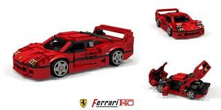 Ferrari F40 Berlinetta