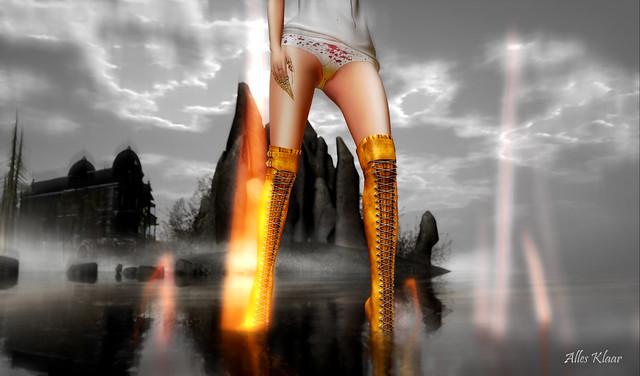 The Golden Legs