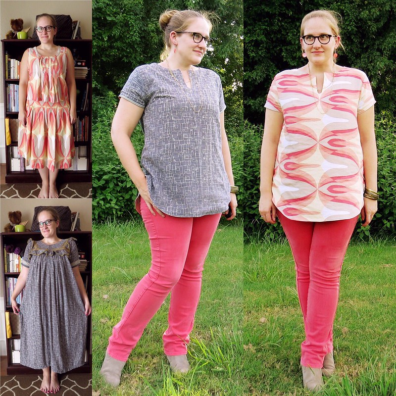 Refashion Runway: Tunic