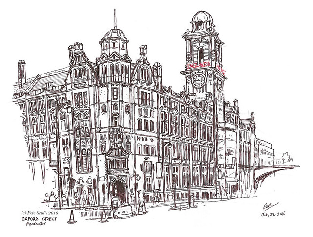 Palace Hotel, Manchester