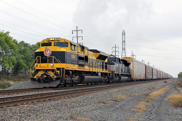 NS 1069 on 15J