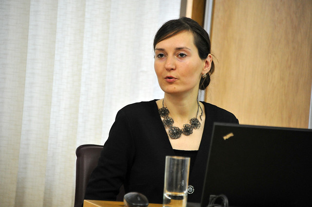Lina Murauskaite's doctoral thesis defense