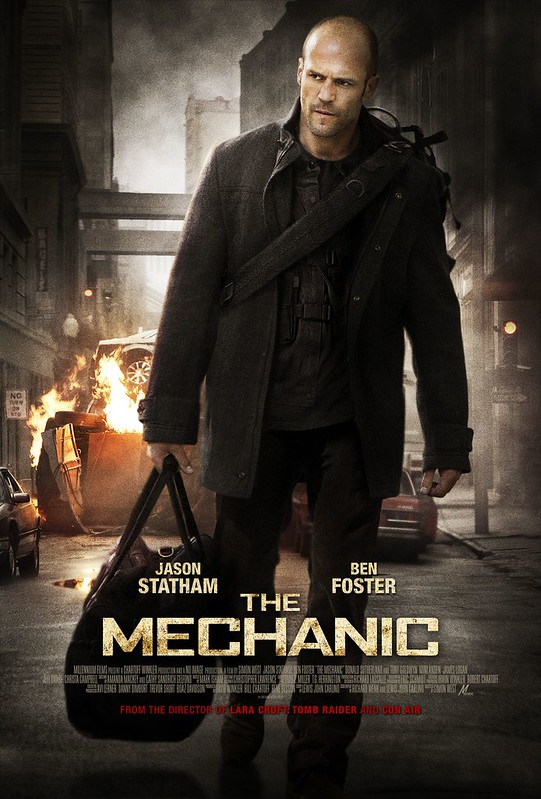 The Mechanic - 2011 - Poster 3