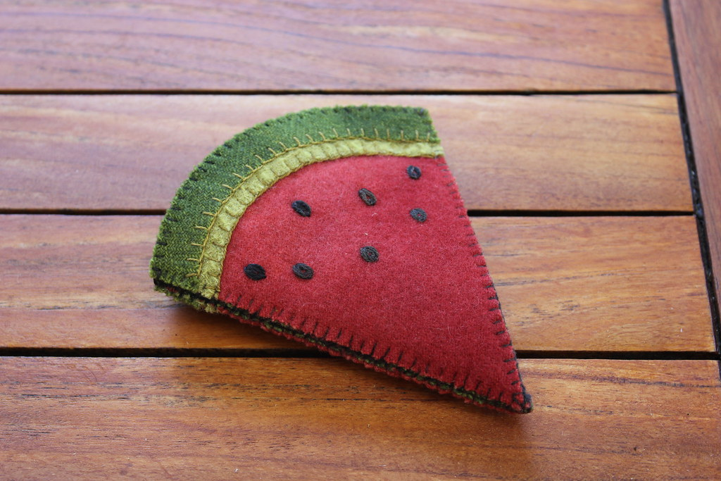 Melon Wedge Sewing Kit 1