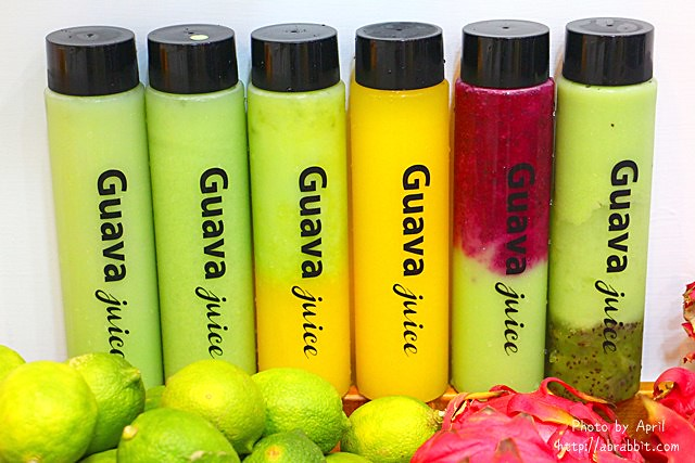 【熱血採訪】[台中]Grava juice芭樂芭 (東海店)--東海商圈的夢幻果汁登場,純天然水果飲品!@東海 台灣大道