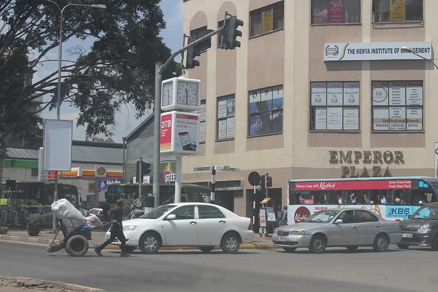 Kenyatta Avenue