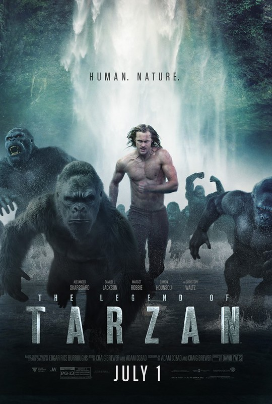 The Legend of Tarzan - Poster 5