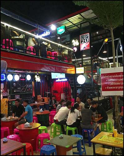 Bar at Chillva Market
