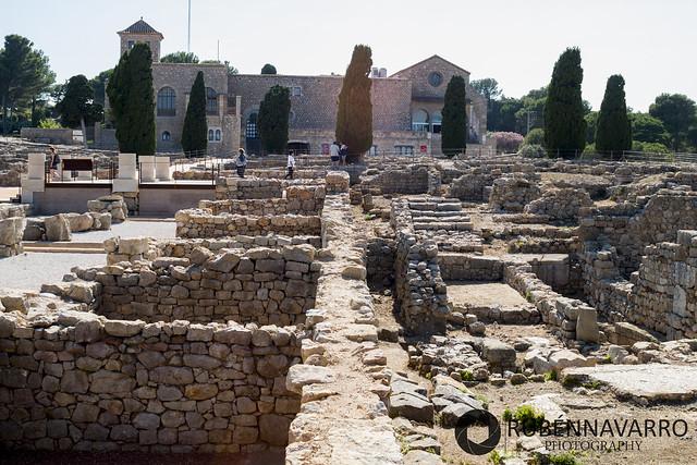 ruinas de empúries Costa Brava