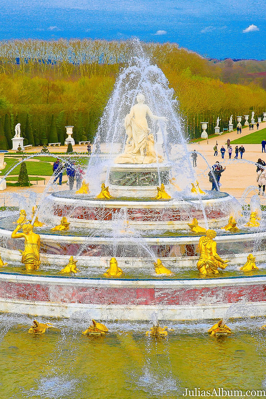 The Gardens of Versailles