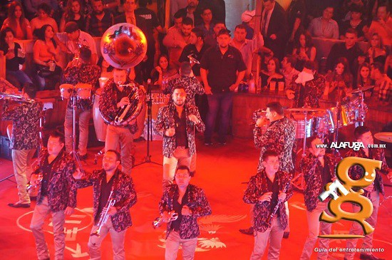 BANDA MS - Palenque Fiestas De Octubre 2016 - Guadalajara, Jalisco, México. (2 - Oct - 2016)