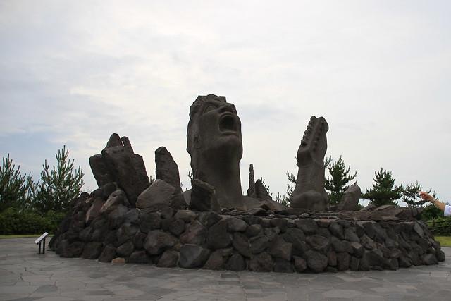 Tsuyoshi Nagabuchi monument