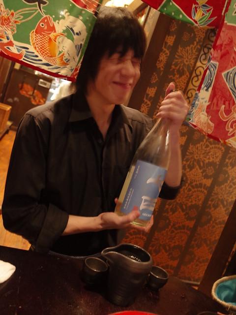master sake 七田 -しちだ- 夏純米