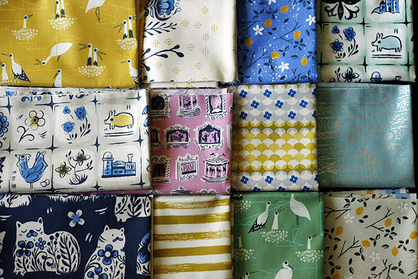 Porto & Friends fabrics