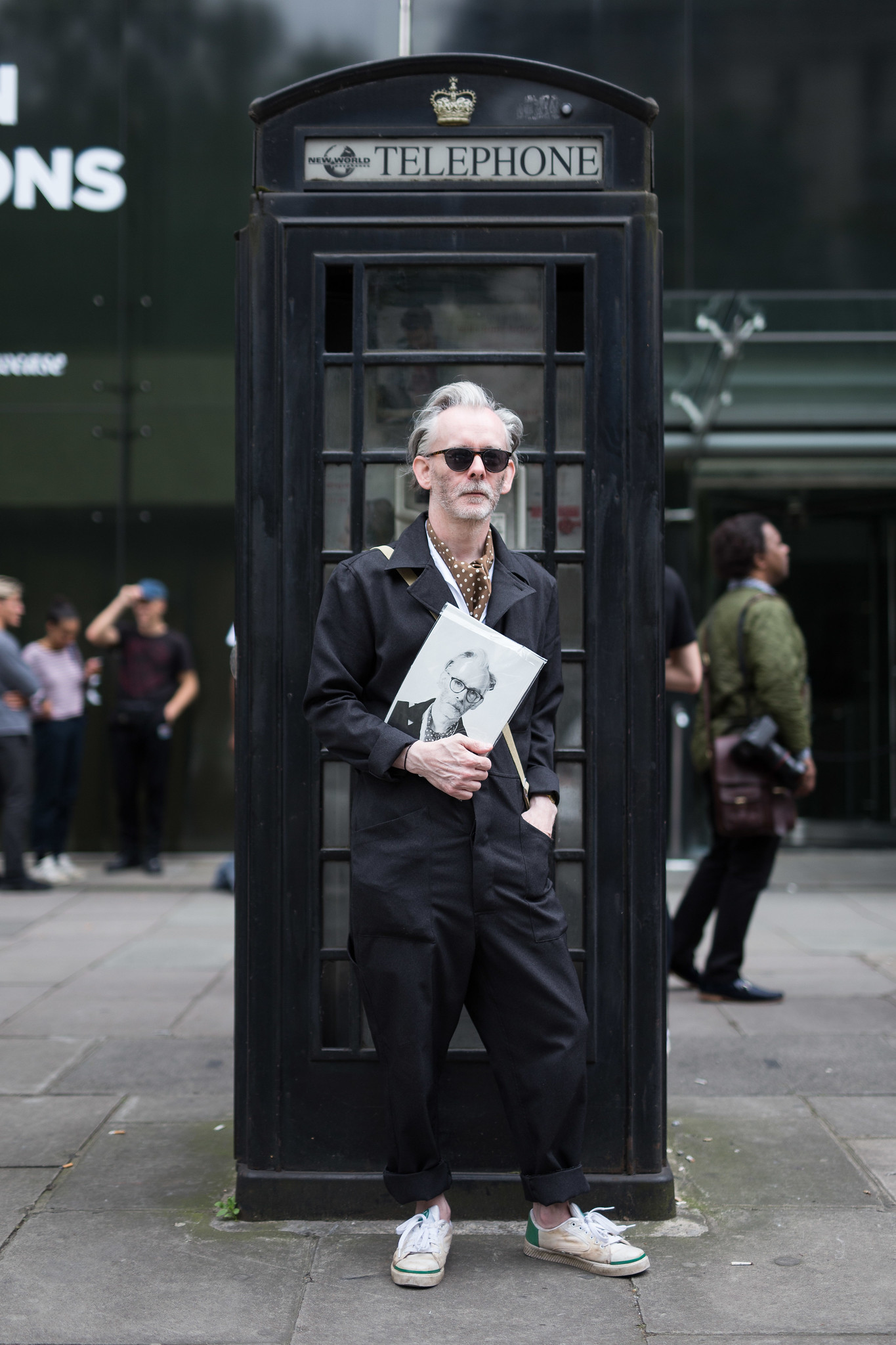 Street Style - Robert J Railton, London Collections: Men