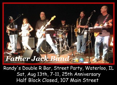 Father Jack Band 8-13-16
