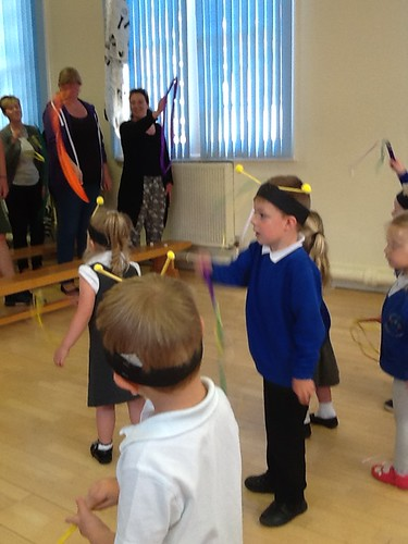 Assembly with F1 PM children
