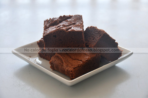 Brownies de cupuaçu