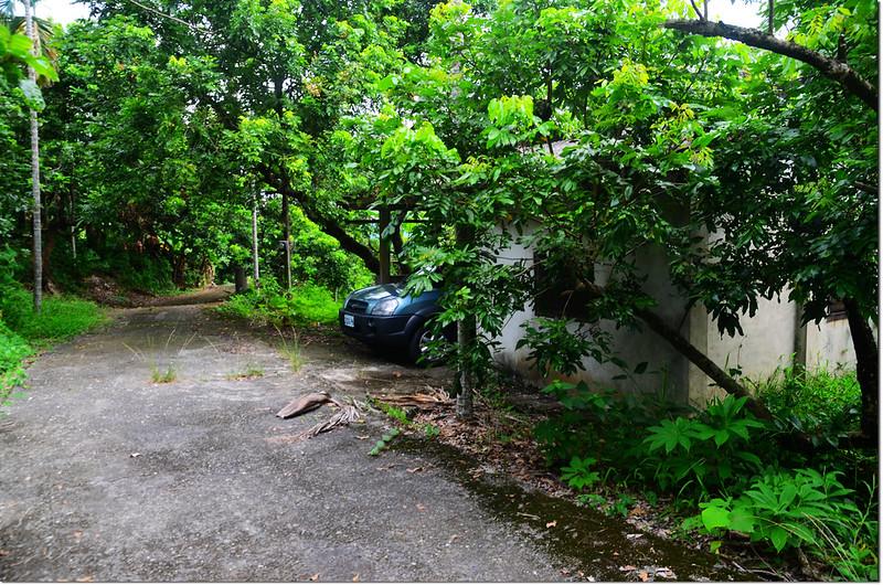 包尾山停車處
