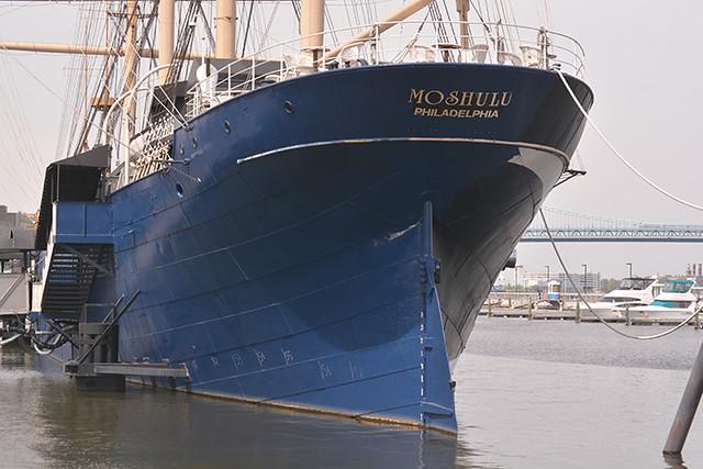 Moshulu stern