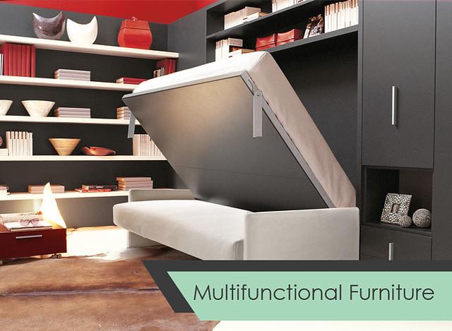 Multifunctional-furniture