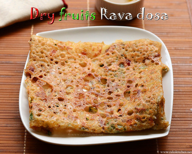 dry-fruits-rava-dosai