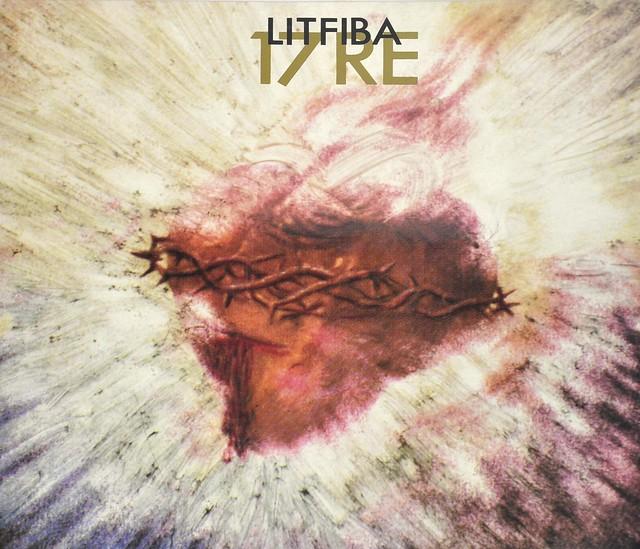 "LITFIBA 17 RE RARE FRANCE IRA 12"" LP VINYL"