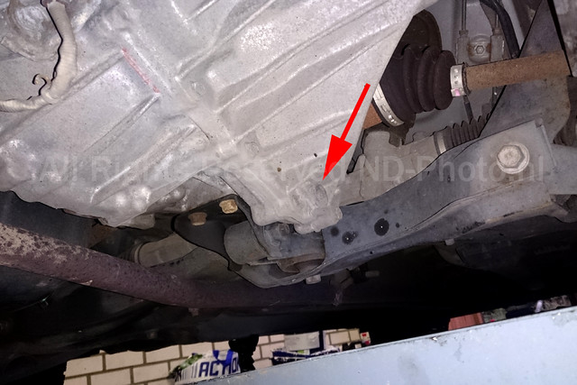 Toyota Aygo - DIY Transmission Fluid Change