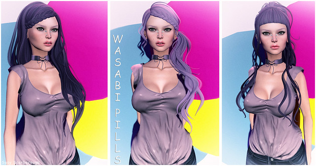 Hair Fair 2016 - Wasabi Pills