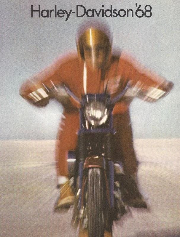 Harley-Davidson '68 1