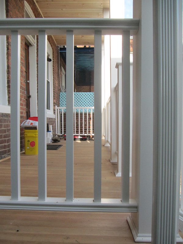 Charles Village Porch Restoration