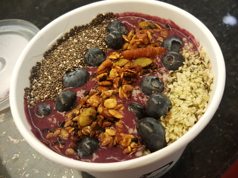 Kupfert and Kim smoothie bowl