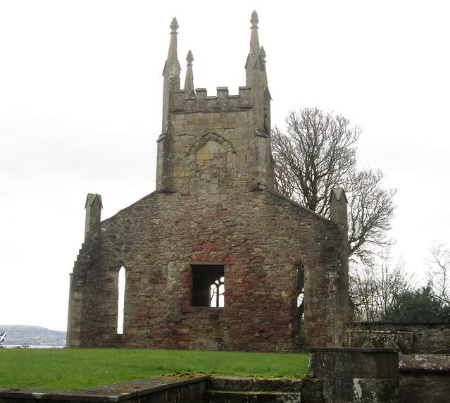 Church Ruin in Cardross